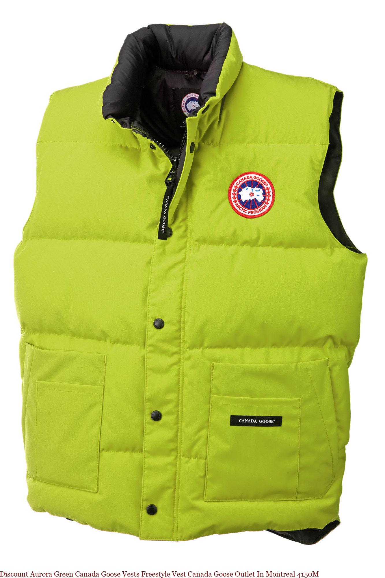 62773a68d21 Discount Aurora Green Canada Goose Vests Freestyle Vest Canada Goose Outlet  In Montreal 4150M – Best Cheap Canada Goose on Sale | Canada Goose Outlet