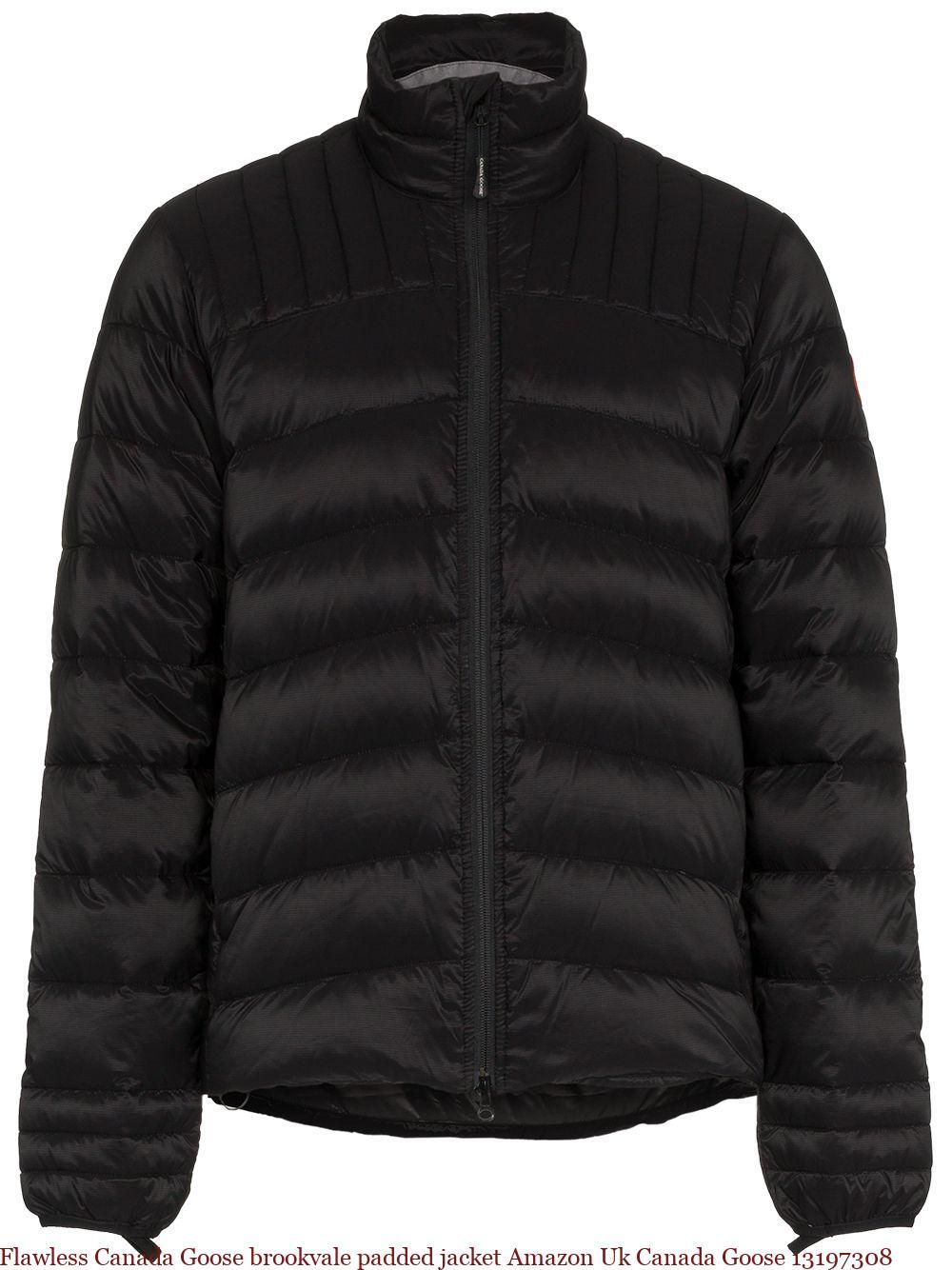 Flawless Canada Goose Brookvale Padded Jacket Amazon Uk